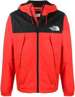 1992 Mountain Q jacket - Red