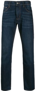 Jeansy mid-rise slim jeans - Blue