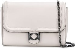 Miss K pochette on chain - Neutrals