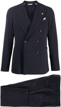 two-piece suit - Blue