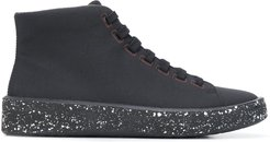Together Ecoalf high-top trainers - Black