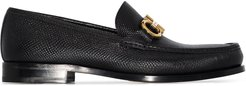 Rolo leather loafers - Black