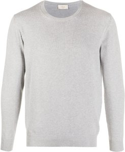 knitted jumper - Grey