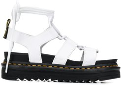 Nartilla Hydro sandals - White