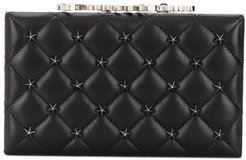 Evening Bags Stars clutch - Black