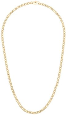 Rolo chain necklace - GOLD