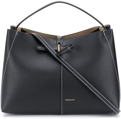 mini Ava tote - Black