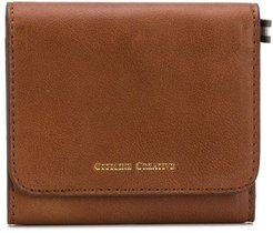 Poche 5 trifold wallet - Brown