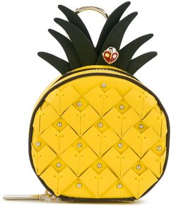 Picnic Pineapple coin purse - Yellow