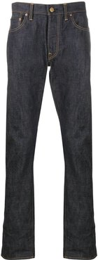 x TWC slim-fit jeans - Blue