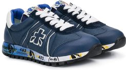 Lucy-B lace-up sneakers - Blue