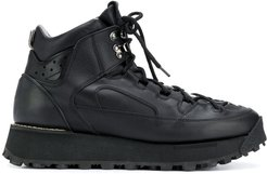Trekking lace-up boots - Black