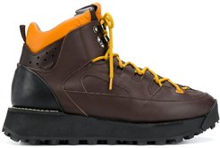 Trekking lace-up boots - Brown