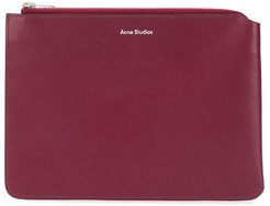 compact document holder - Red