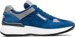 Ch873 retro sneakers - Blue