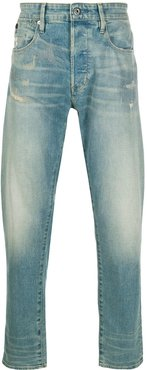 Loic relaxed tapered jeans - Blue