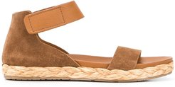 Jaida 30mm sandals - Brown