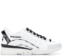 551 low-top sneakers - White