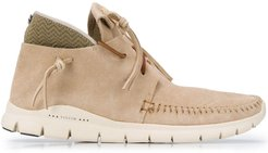 Ute Moc 30mm high-top sneakers - Neutrals