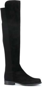 knee-length boots - Black