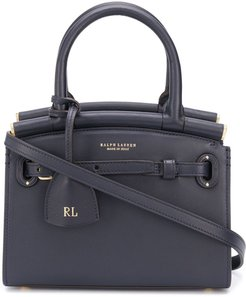 The RL 50 small tote bag - Blue