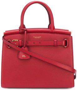 The RL50 tote bag - Red