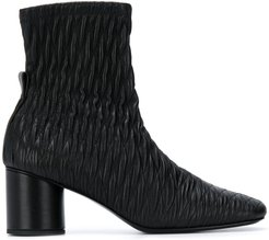 Paola 60mm ankle boots - Black