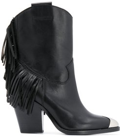 Emotion Western boots - Black