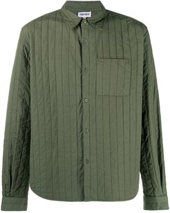 quilted shirt - Green