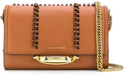 The Story clutch bag - Brown