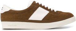 Bannister low-top sneakers - Brown