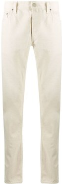 Keith slim-fit jeans - Neutrals