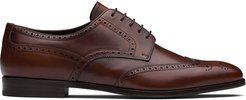 Derby lace-up shoes - Brown