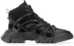 Orbyt high-top trainers - Black