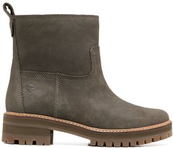 ankle boots - Green