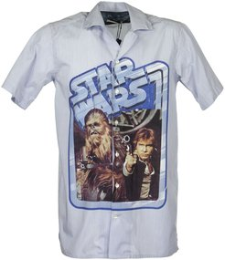 Star Wars Bowling Shirt Spread Sport