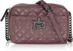 Rb Releve Quilted Eco Leather Camera Bag