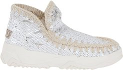 Eskimo Trainer All Sequins