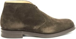 Ryder 3 Brown Suede Desert Boot