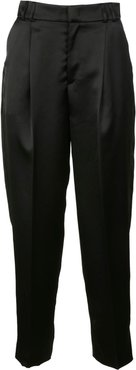 Concealed Button Trousers