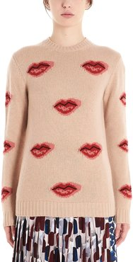 lipstick Sweater