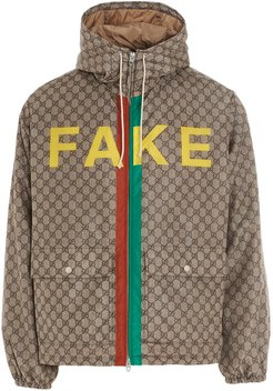 fake Not Down Jacket