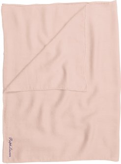 Oblong Pink Scarf