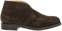 Ryder Suede Desert Boot Brown