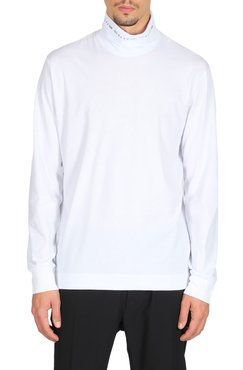 L/s Roll Neck Tee