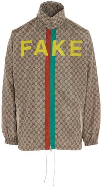 gucci Fake K-way