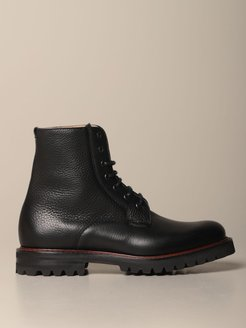 Chukka Boots Churchs Coalport Amphibian In Hammered Leather