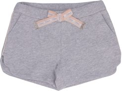 Bow Detail Sweatshorts