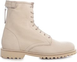 Spring Work Ankle Boots