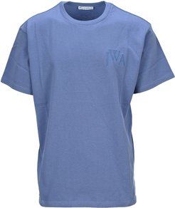 Jw Anderson Embroidered Logo T-shirt